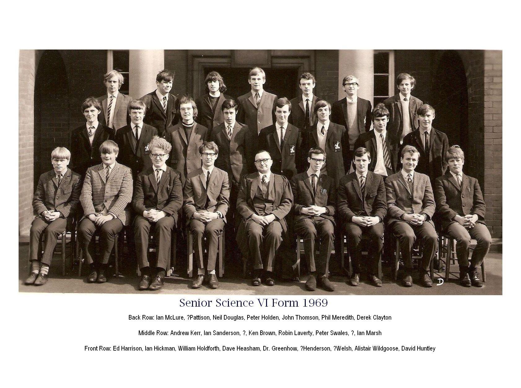 West Hartlepool Grammar School Old Boys