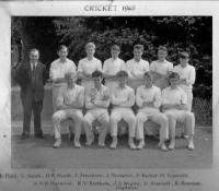 1st XI 1963-64