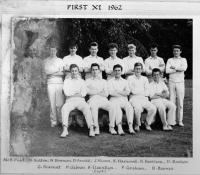 1st XI 1962-63