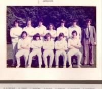 1st XI 1975-76