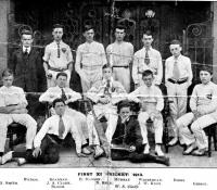 1st XI 1913