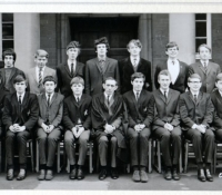 1969 Senior Arts Sixth
