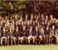 6th Form Leavers, 1972