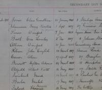 1902 Entry log A