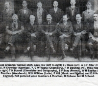Staff 1929
