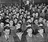 Speech day 1953