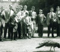1960 School trip to Stratford