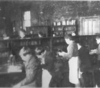 Chemistry Class 1929