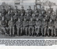 Durham Light Infantry 1944
