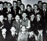 1B Xmas Party 1953