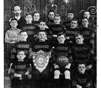 1908 Rugby XV (from 1931 school mag)
