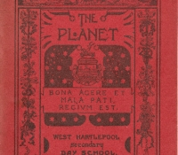 1912 Planet Front Cover