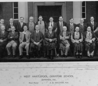 Staff 1951