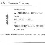 Parmont Invitation