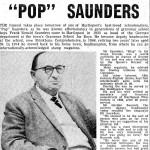 Pop Saunders